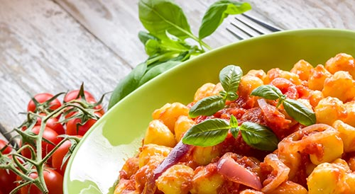 Children's buffet - Gnocchi