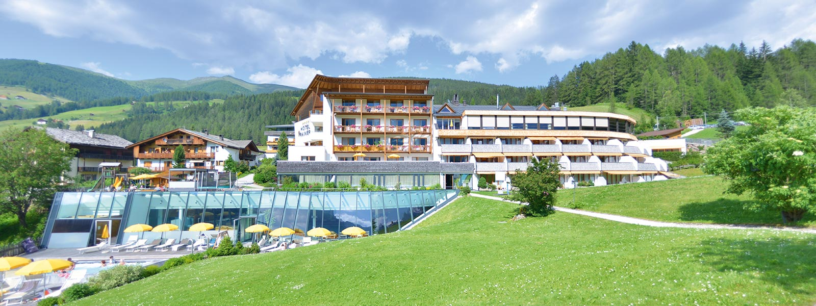 Family Resort Rainer - Hotel Rainer****s
