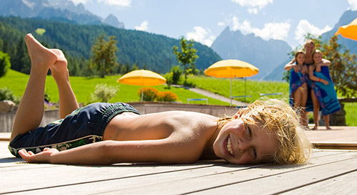 Wellness in Alto Adige