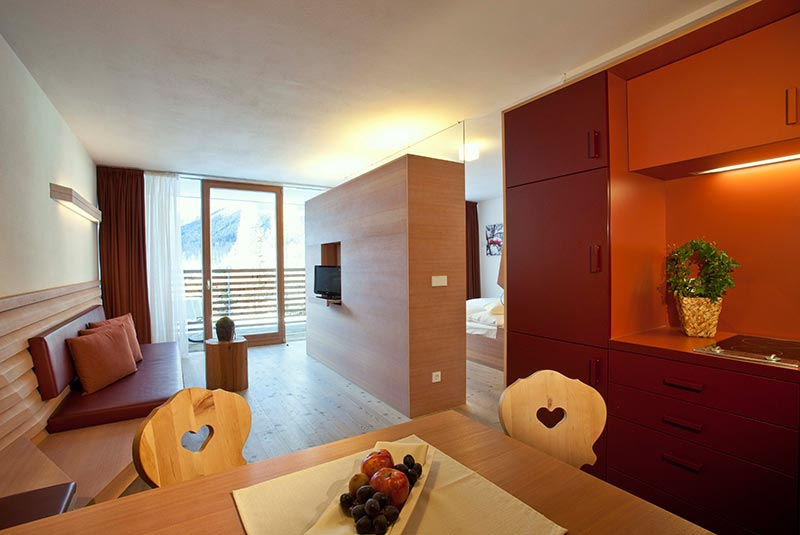 Appartement Gilte