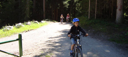 Cycling in Sesto