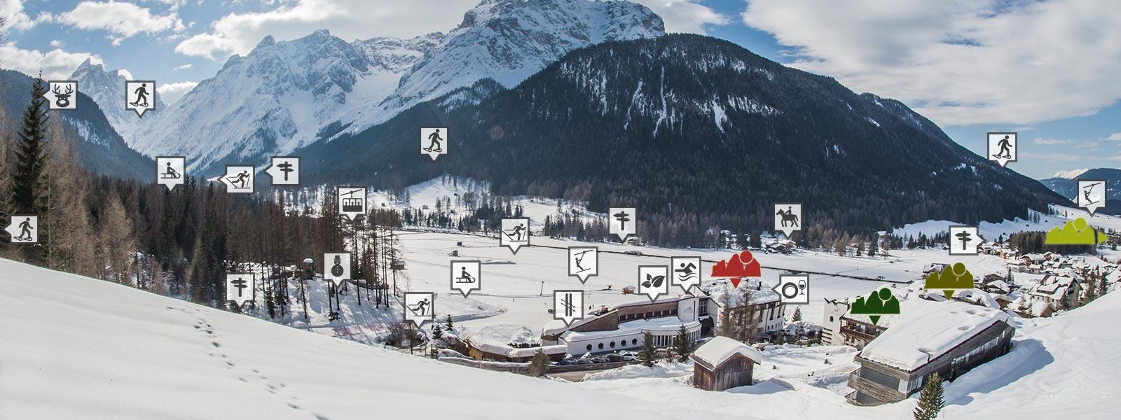 Family Hotel Sesto Val Pusteria